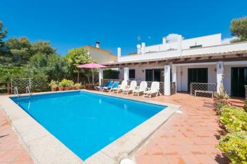 Holiday Rentals for rent in Torrent de Cala Pi, Spain