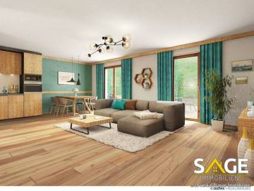 Apartments for sale in Scheffsnoth, Austria