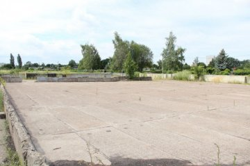Commercial building site for rent in Erfurt, Germany