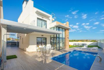 Villa / luxury real estate for sale in Cabo Roig, Spain