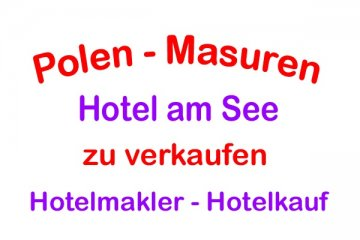 Boarding / Hotel Garni for sale in Sulejki-Masuren, Poland