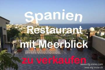 estaurant with sea view for sale | EfG 12211-, 03710 Calpe, Spain