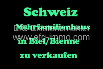 iel multifamily house for sale | EfG 12189-W, 2502 Biel/Bienne, Switzerland