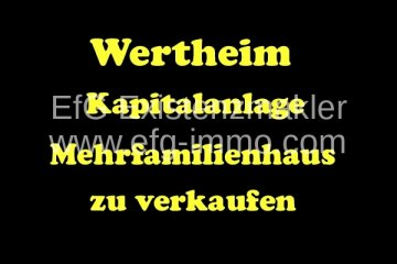 Multifamiliare Vendita a Wertheim, Germania
