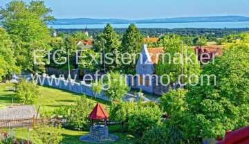 alaton house with lake view for sale | EfG 12279-, 8244 Dörgicse, Hungary