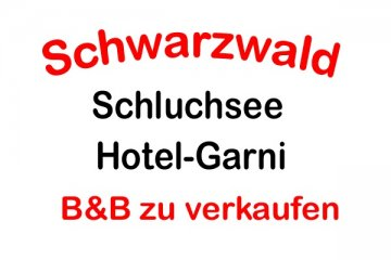 Hotel for sale in Schluchsee-Südschwarzwald, Germany