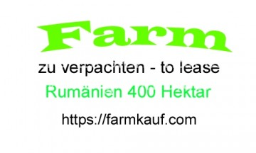 Farm / Ranch Lease in Temeswar-Vest, Romania