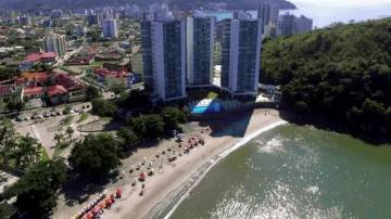 MODERN APARTMENT IN CARAGUATATUBA WITH 2 BEDROOMS (1 SUITE), 11661-585 Caraguatatuba, Brazil