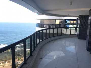 Upscale Apartment in Salvador with 4 Suites and 330 m² living space, 40140-440 Salvador, Brazil