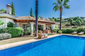 Villa / luxury real estate for sale La Zagaleta/M,  La Zagaleta, Spanien