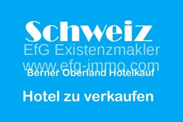 Hotel for sale in Kandersteg-Berner Oberland, Switzerland