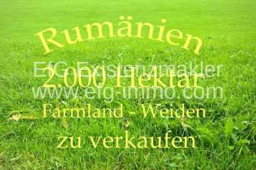 rad 2,000 hectares for sale | EfG 12363-2200-K, 310001 Arad, Romania