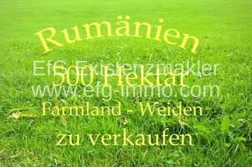 umita 500 hectares for sale | EfG 12364-K, 327242 Sumita, Romania
