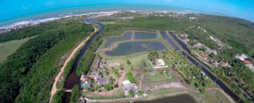 Shrimp Farm with 107.000 sqm in Rio Grande do Norte, 59178-000 Tibau do Sul, Βραζιλία