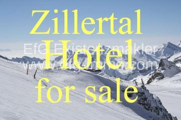 Hotel for sale in Gerlos-Zillertal, Austria