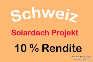 olar roof project 10% return | EfG 12380-240-, 8903 Birmensdorf (ZH), Switzerland