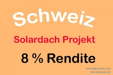 olar Roof project 8% Yield | EfG 12380-240-, 8600 Dübendorf, Switzerland