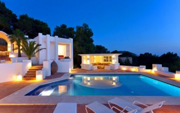 Villa / luxury real estate for sale in Ibiza Stadt, Spain