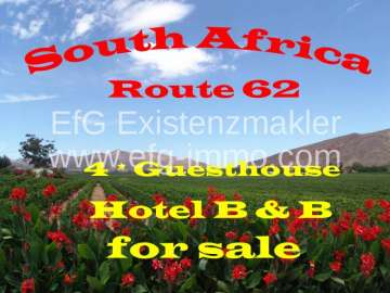 Hotel for sale in Montagu-Cape Winelands, South Africa