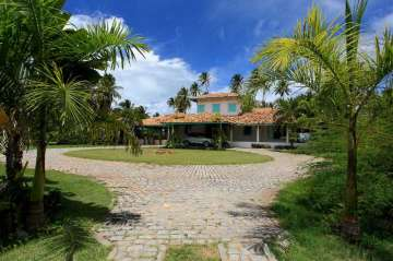 Luxury Property in Alagoas with 900 m² living area and 50.000 m² landplot, 57945-000 Porto de Pedras, Brazil