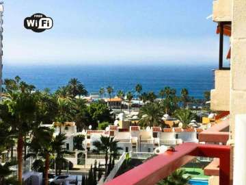 Studio Apartment in Olympia Complex For Sale In Pl,  Playa De Las Americas, Spain