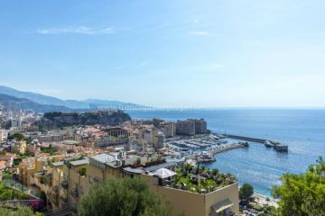Apartments for sale in Cap-d'Ail, France