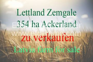 Farm / Ranch for sale in Jelgava, Latvia