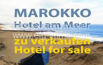 Hotel Prodajem u Sidi R'bat-Nationalpark Souss Massa, Maroko