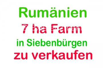 Farm / Ranch for sale in Hermannstadt-Siebenbürgen, Romania