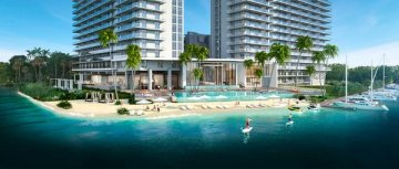 Moradia Apartamento Venda em North Miami Beach, Estados Unidos