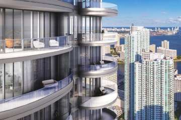 Apartments for sale in Brickell Hammock, United States