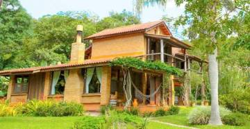 Beautiful Private Home and Retreat Center in a Stunning Environment in Santa Catarina, 88490-000 Paulo Lopes, Brasile