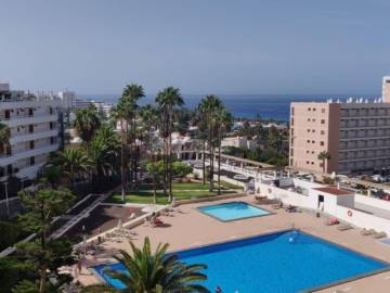 1 Bedroom Apartment In Vina Del Mar Complex For Sa,  Playa De Las Americas, Španjolska