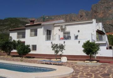 Villa / luxury real estate for sale Polop/Alicante,  Polop, İspanya