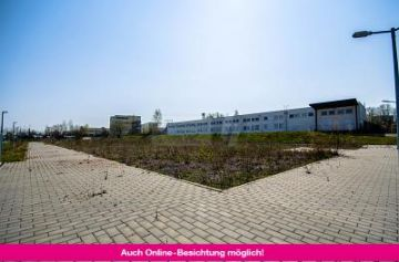 Commercial building site for rent in Dresden, Germany