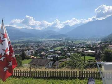 Castle/ special real estate for rent in Monthey, Switzerland