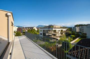 Penthouse/ Apartment for sale in Oberrüti, Switzerland