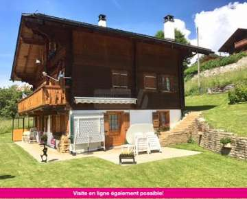 Castle/ special real estate for sale in Ollon, Switzerland