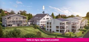 Apartments for sale in Farvagny-le-Petit, Switzerland