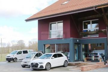 Living & Firm, business-house for sale in Vucherens, Switzerland